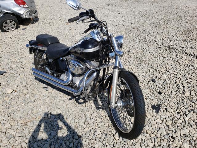 Vehiculos salvage en venta de Copart Appleton, WI: 2003 Harley-Davidson Fxst
