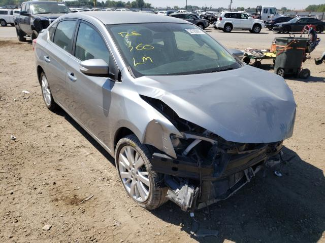 Salvage cars for sale from Copart Nampa, ID: 2014 Nissan Sentra