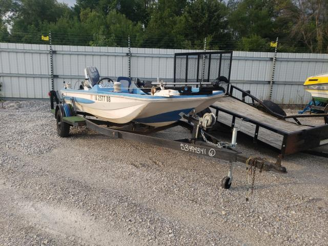 Hydra-Sports salvage cars for sale: 1975 Hydra-Sports Boat