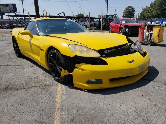 Chevrolet Corvette salvage cars for sale: 2007 Chevrolet Corvette