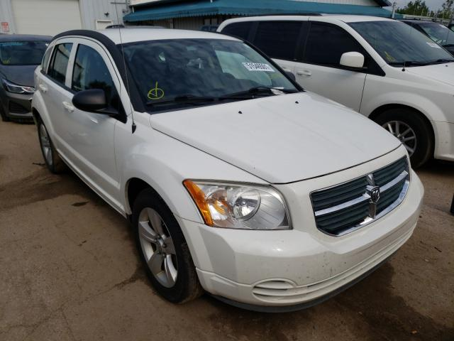 Salvage cars for sale from Copart Pekin, IL: 2010 Dodge Caliber SX