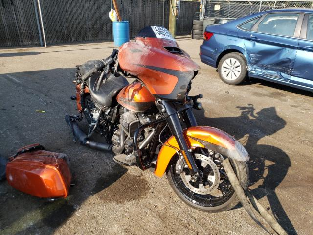 Salvage cars for sale from Copart Denver, CO: 2020 Harley-Davidson Flhxs