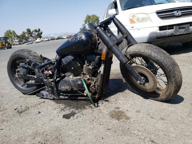 Salvage cars for sale from Copart Martinez, CA: 2015 Honda VT750 C2B