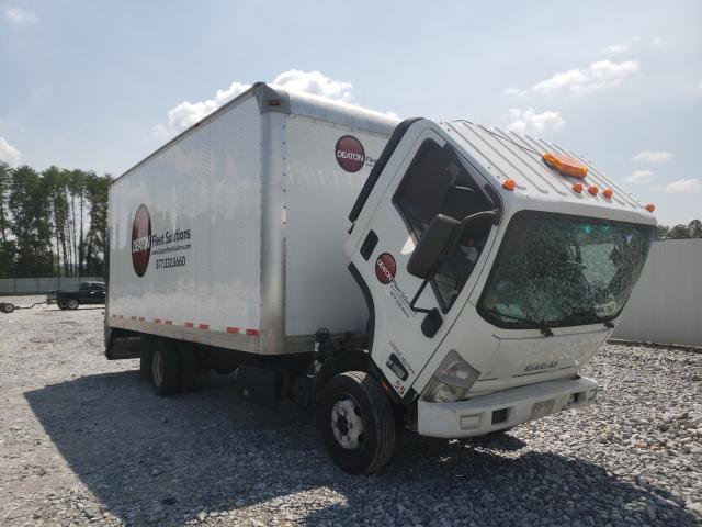 Vehiculos salvage en venta de Copart Cartersville, GA: 2014 Isuzu NRR