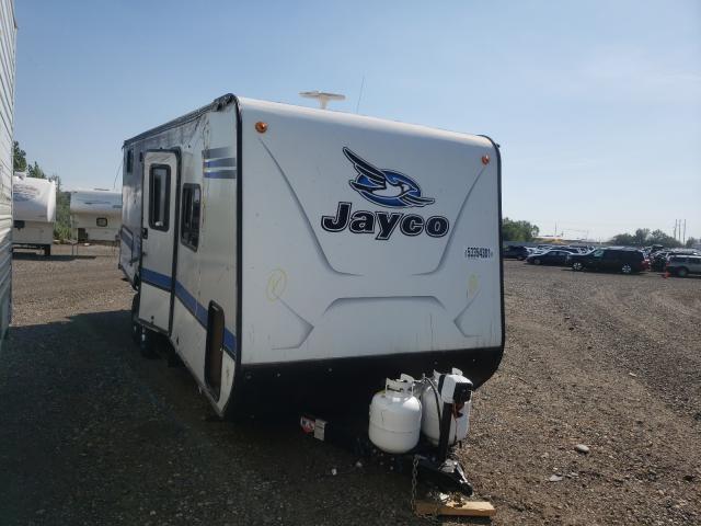 Jayco JAY Feathe salvage cars for sale: 2018 Jayco JAY Feathe