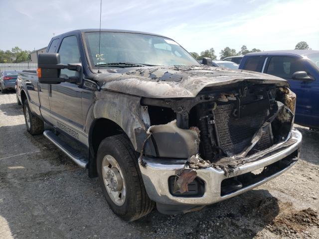 2011 Ford F250 Super en venta en Spartanburg, SC