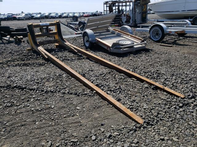 Salvage cars for sale from Copart Airway Heights, WA: 1999 SAS Forks
