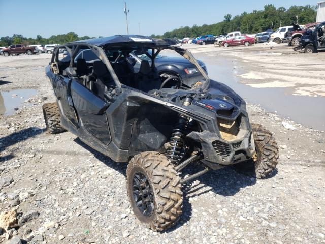 Salvage cars for sale from Copart Montgomery, AL: 2021 Can-Am Maverick X