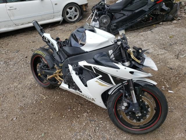 Salvage cars for sale from Copart Wheeling, IL: 2005 Yamaha YZFR1