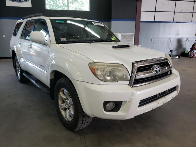 Salvage cars for sale from Copart East Granby, CT: 2006 Toyota 4runner SR
