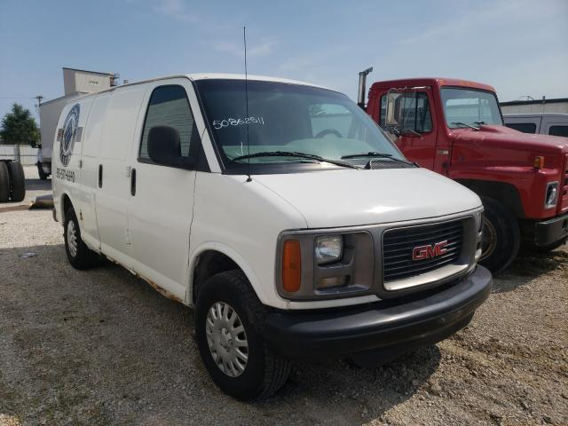 Salvage cars for sale from Copart Des Moines, IA: 1998 GMC Savana G35