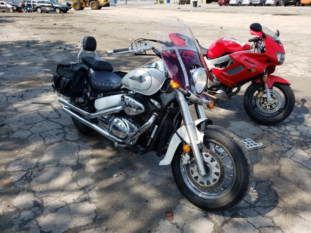 Salvage cars for sale from Copart West Mifflin, PA: 2003 Suzuki VL800