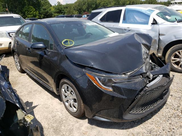 Salvage cars for sale at Conway, AR auction: 2021 Toyota Corolla LE