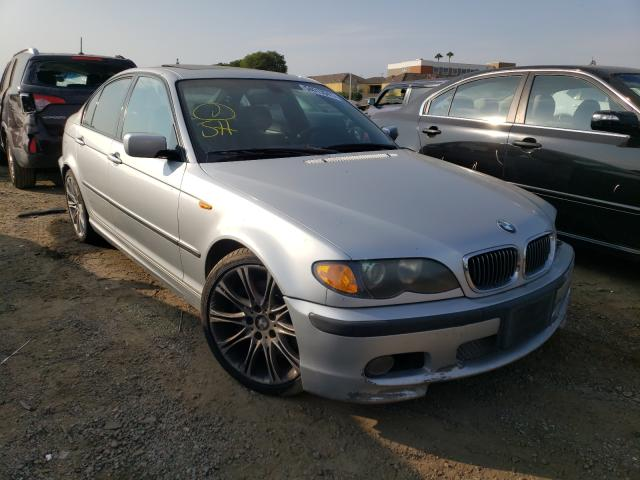 Salvage cars for sale from Copart San Martin, CA: 2004 BMW 330 I