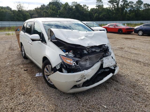 Honda Odyssey salvage cars for sale: 2016 Honda Odyssey