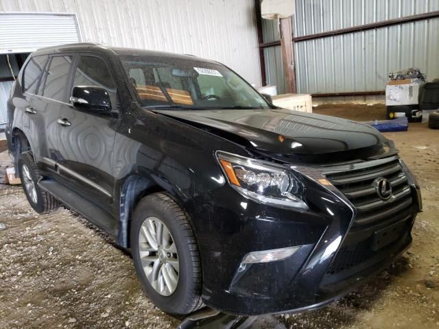 Salvage cars for sale from Copart Houston, TX: 2018 Lexus GX 460