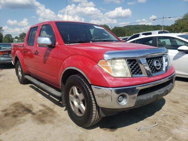 Nissan salvage cars for sale: 2006 Nissan Frontier C