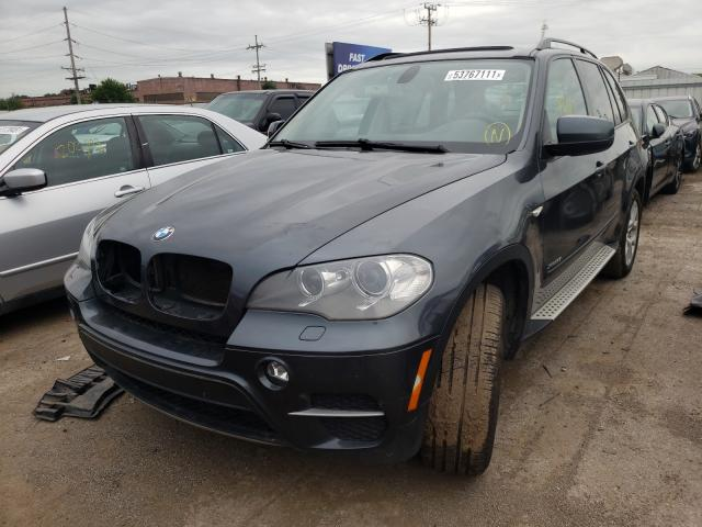2012 BMW X5 XDRIVE3 5UXZV4C57CL762668
