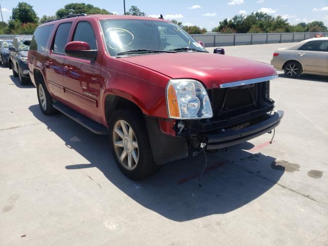 Vehiculos salvage en venta de Copart Wilmer, TX: 2013 GMC Yukon XL C