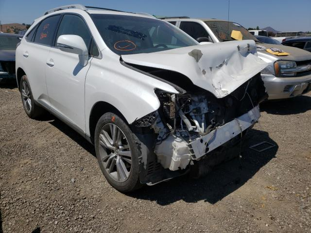 Salvage cars for sale from Copart San Martin, CA: 2015 Lexus RX 350 Base