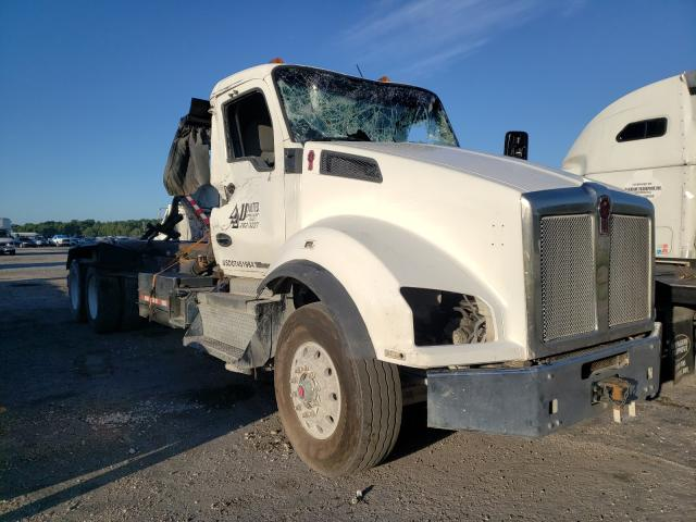 Kenworth salvage cars for sale: 2018 Kenworth Construction