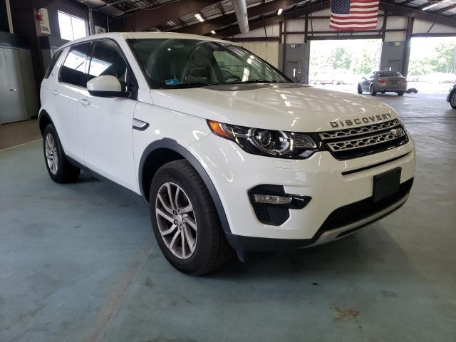 Vehiculos salvage en venta de Copart East Granby, CT: 2016 Land Rover Discovery