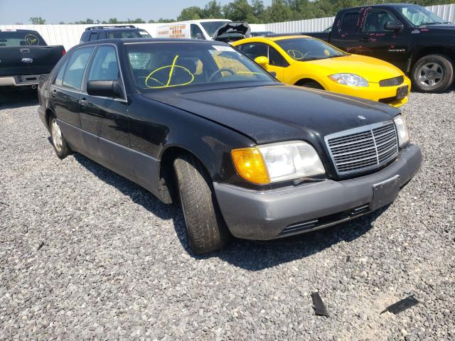 Mercedes-Benz 500 SEL salvage cars for sale: 1993 Mercedes-Benz 500 SEL
