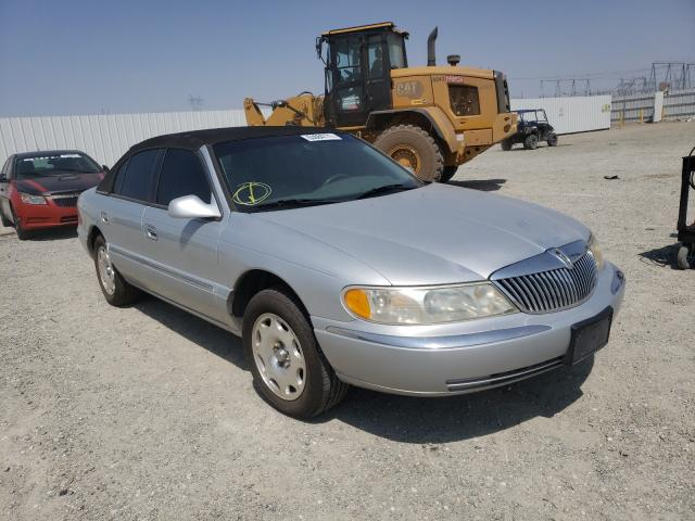 2000 Lincoln Continental for sale in Adelanto, CA