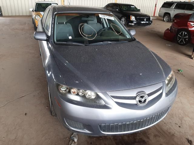 Mazda salvage cars for sale: 2007 Mazda 6 S