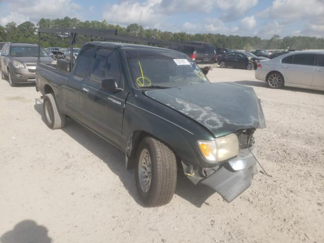 Salvage cars for sale from Copart Houston, TX: 1999 Toyota Tacoma XTR