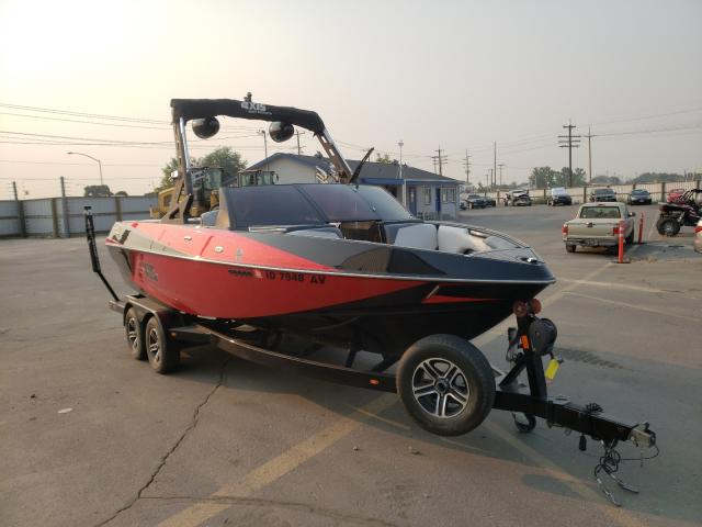 Upcoming salvage boats for sale at auction: 2015 Other Axis