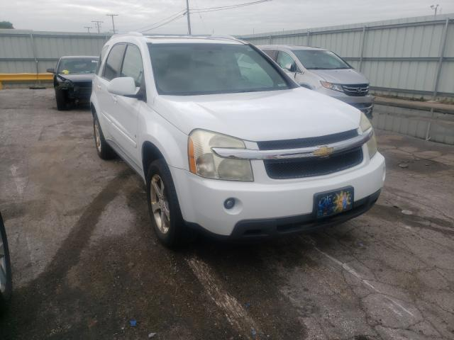 Vehiculos salvage en venta de Copart Dyer, IN: 2007 Chevrolet Equinox LT