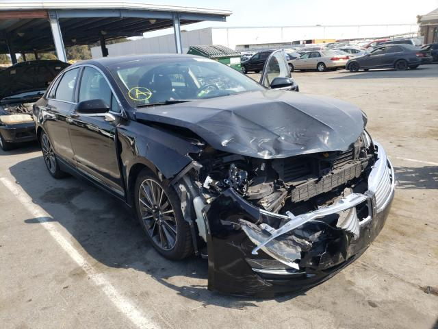 Lincoln salvage cars for sale: 2016 Lincoln MKZ Hybrid