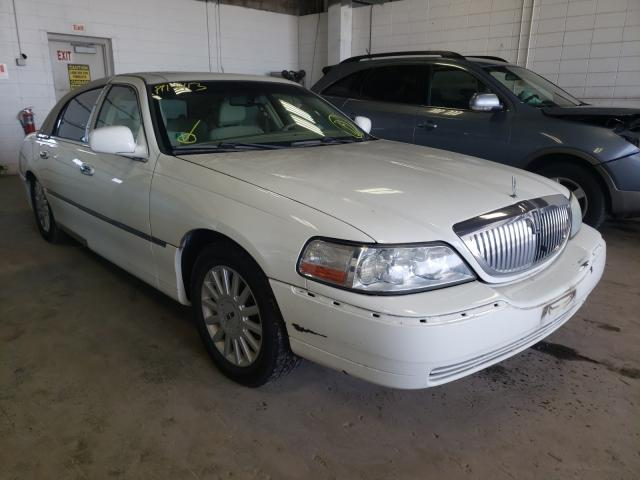 Salvage cars for sale from Copart Blaine, MN: 2006 Lincoln Town Car S