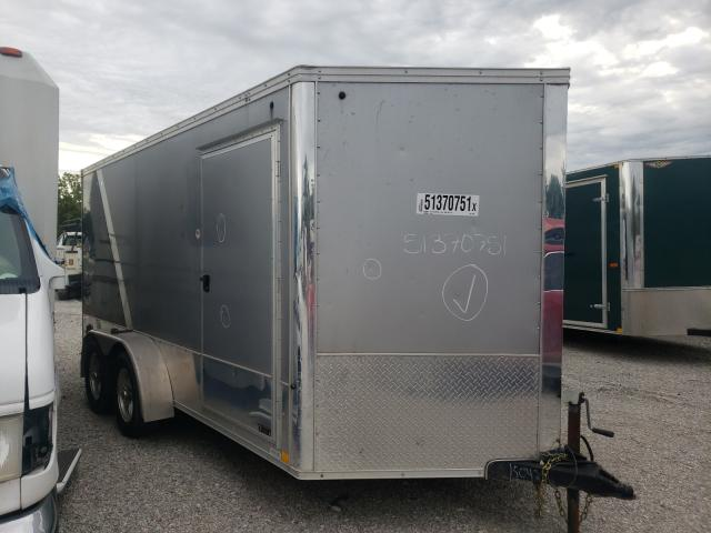 United Express Trailer salvage cars for sale: 2016 United Express Trailer