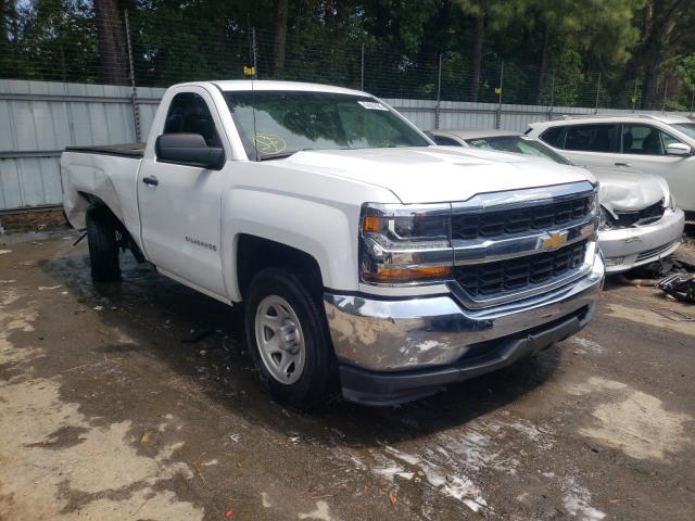 Vehiculos salvage en venta de Copart Austell, GA: 2018 Chevrolet Silverado