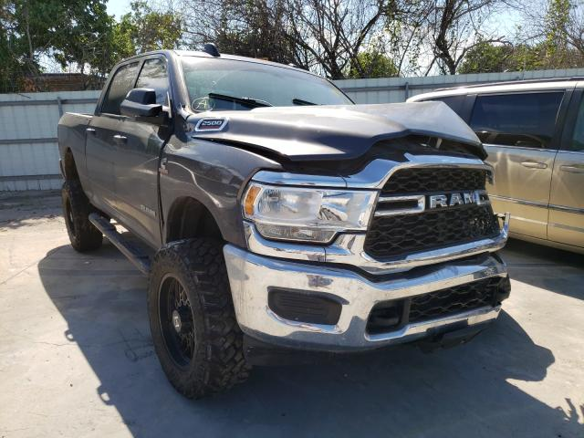 Salvage cars for sale from Copart Corpus Christi, TX: 2019 Dodge RAM 2500 Trade