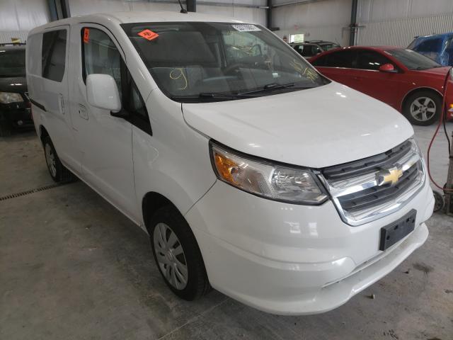 2015 Chevrolet City Expre en venta en Greenwood, NE