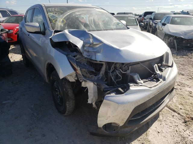 Salvage cars for sale from Copart Haslet, TX: 2017 Nissan Rogue