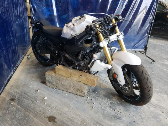 Salvage motorcycles for sale at Spartanburg, SC auction: 2020 Suzuki GSX-R750