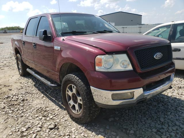 Salvage cars for sale from Copart Louisville, KY: 2004 Ford F150 Super