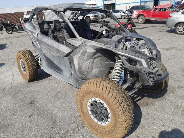 Salvage cars for sale from Copart Las Vegas, NV: 2019 Can-Am Maverick X