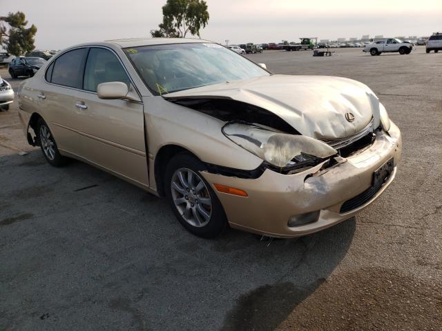 Lexus ES300 salvage cars for sale: 2003 Lexus ES300