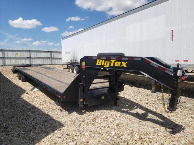 Big Tex Trailer salvage cars for sale: 2022 Big Tex Trailer