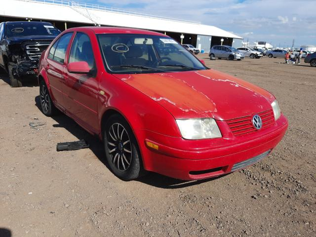 Salvage cars for sale at Phoenix, AZ auction: 2000 Volkswagen Jetta GLS