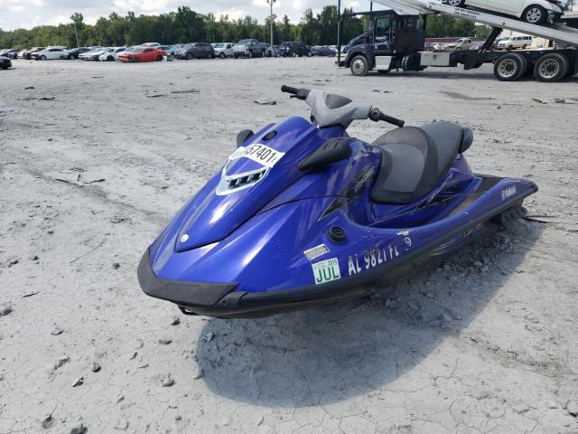 Salvage cars for sale from Copart Montgomery, AL: 2013 Yamaha FX Cruiser