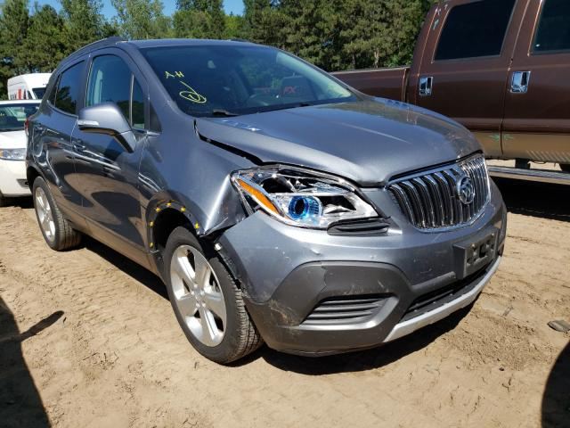 Salvage cars for sale from Copart Ham Lake, MN: 2015 Buick Encore