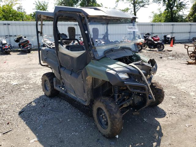 Salvage cars for sale from Copart West Mifflin, PA: 2014 Honda Rubicon