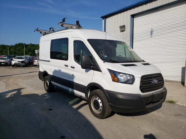 Vehiculos salvage en venta de Copart North Billerica, MA: 2019 Ford Transit T