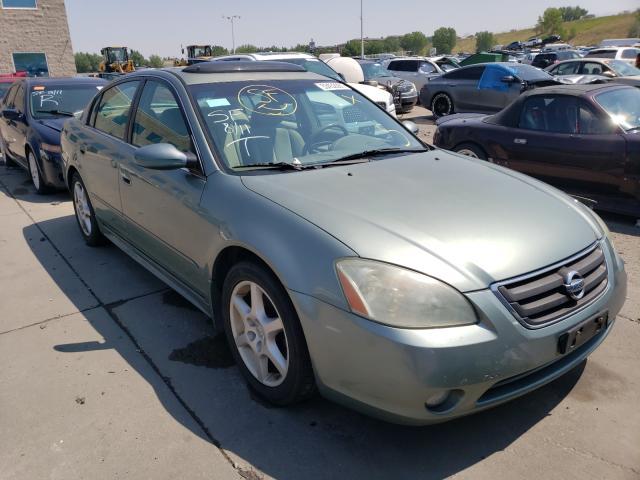 Nissan Vehiculos salvage en venta: 2003 Nissan Altima SE